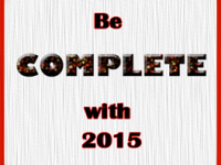 2015 complete