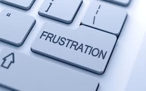 handling frustration